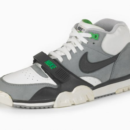 Abstract The Art of Design Tinker Hatfield Nike Air Trainer