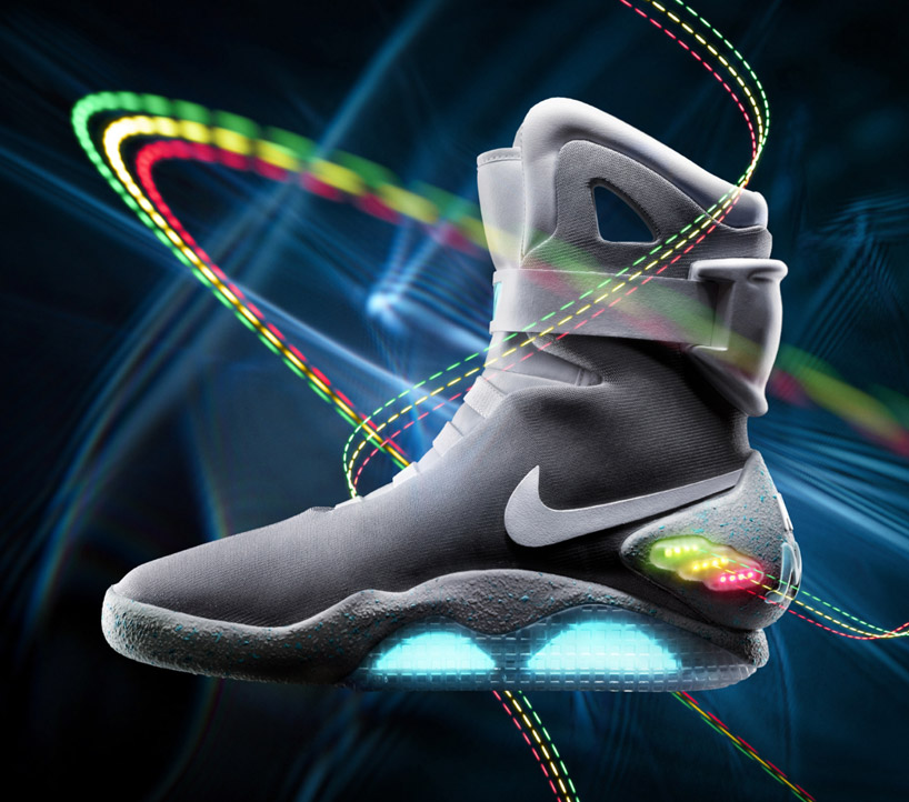 Abstract The Art of Design Tinker Hatfield Nike Mag