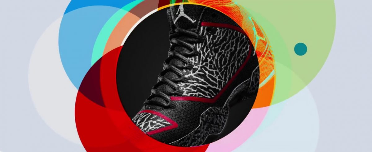 Abstract The Art of Design Tinker Hatfield Nike Air Jordan