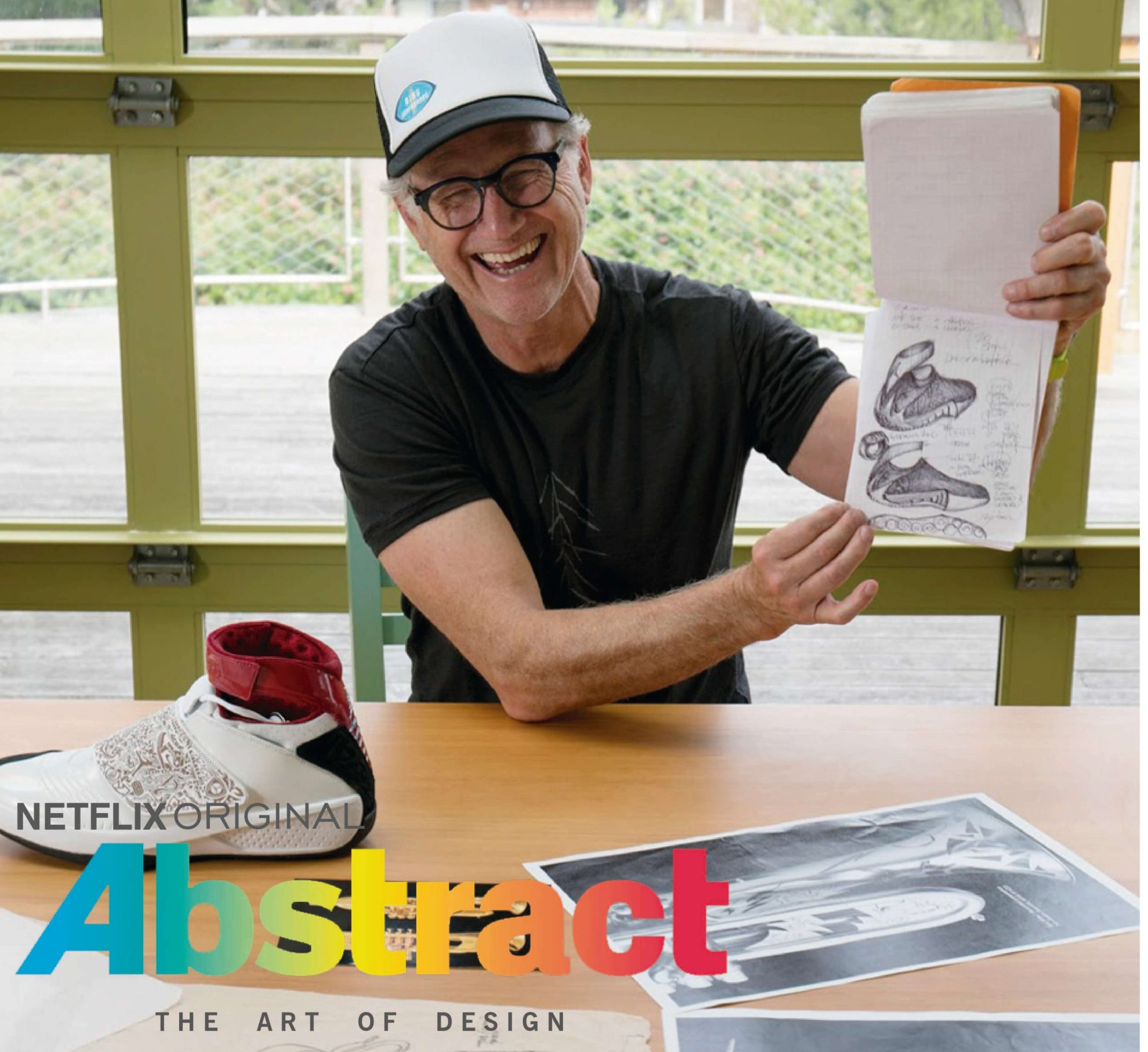 Abstract The Art of Design Tinker Hatfield Nike