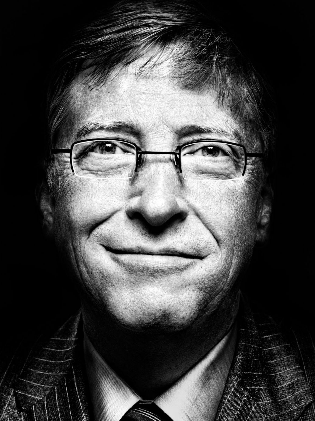 Abstract The Art of Design por Netflix o Fotógrafo Platon Bill Gates