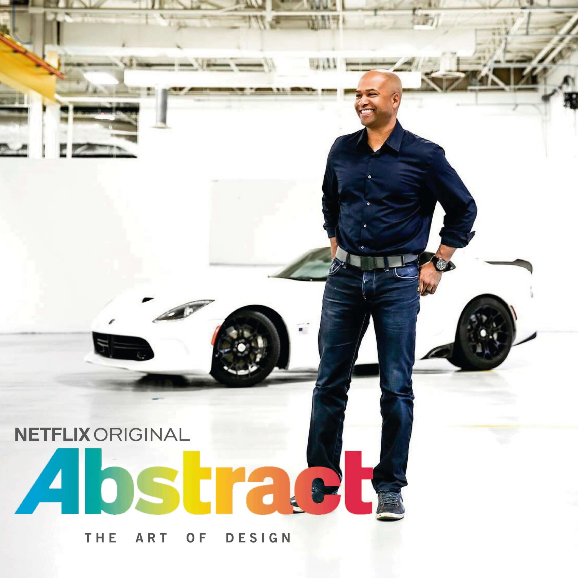 Abstract The Art of Design por Netflix o designer automotivo Ralph Gilles