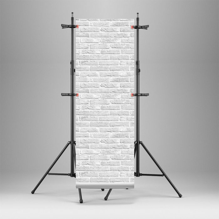 Estampa Adesiva - Brick London White