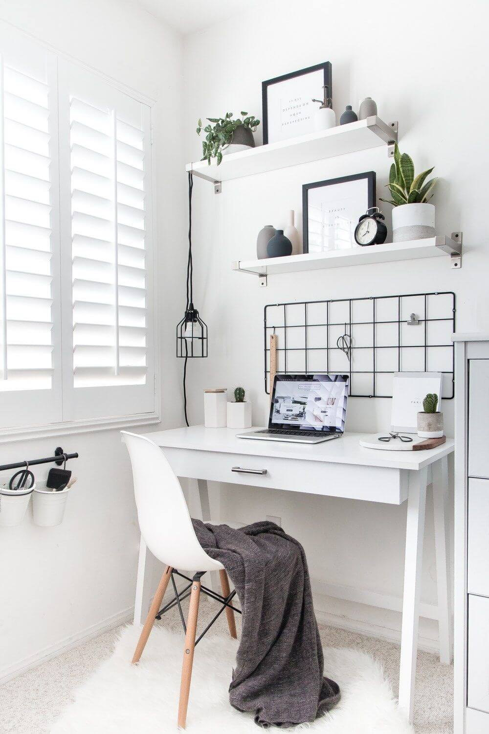 110 home offices mais incriveis do Pinterest